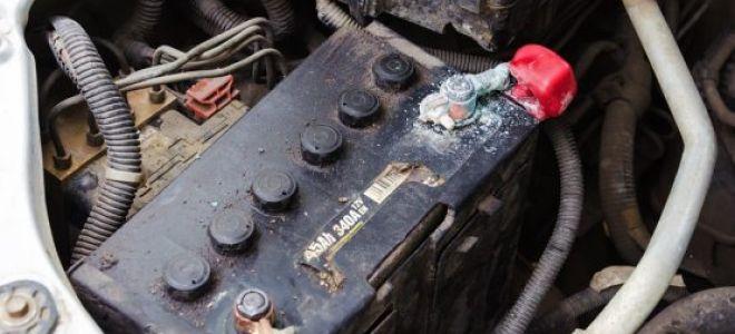 Греется минусовая клемма аккумулятора — приговор или легкое недомогание?