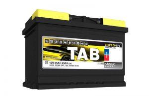 EFB аккумулятор TAB
